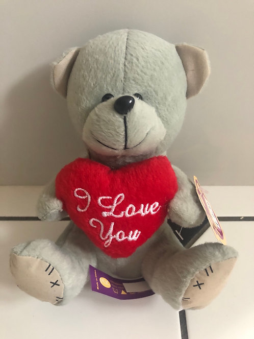 I love you grey Bear 7inch