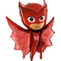 PJ Masks Owlette Supershape Balloon