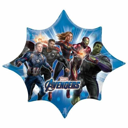 Avengers Supershape Balloon