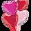 Thumbnail: Valentine All Foil Balloon Bouquet