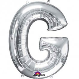 "LETTER G - AIRFILL 16"" LETTERS (SPELL OUT WHAT YOU LIKE)"