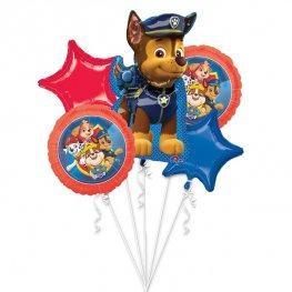 Paw Patrol all foil Balloon Bouquet