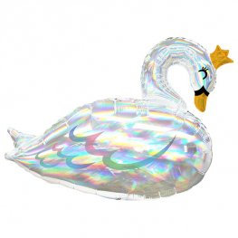 Swan Supershape Balloon