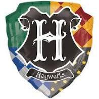 Harry Potter Badge Supershape Balloon