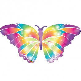 Butterfly Supershape Balloon