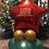 Thumbnail: Personalised  Christmas Eve TABLETOP Balloon display