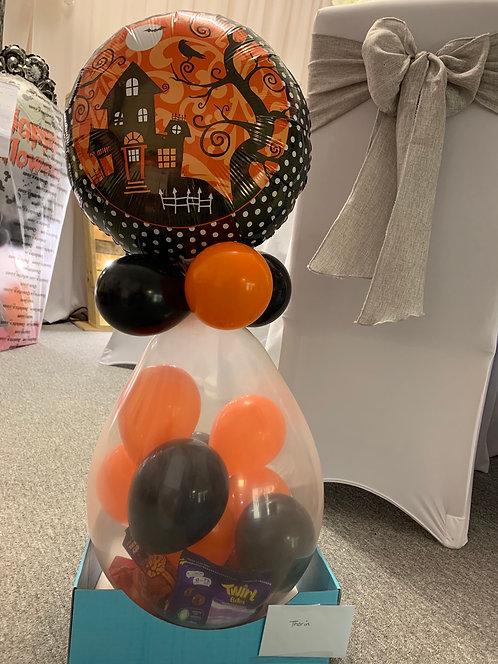Halloween Sweet Stuffed Balloon - SMALL (non personalised)