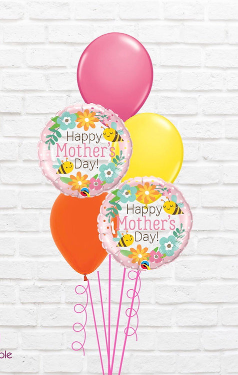 Mothers Day Classic Balloon Bouquet