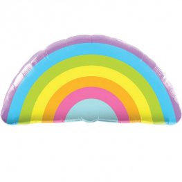 Rainbow Supershape Balloon