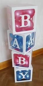 HIRE ONLY of BABY Acrylic Blocks