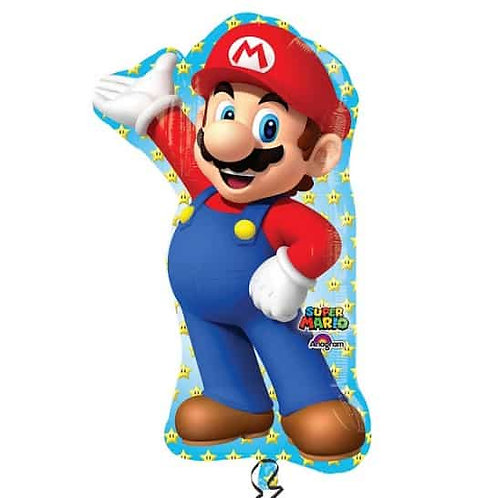 Mario Supershape Balloon