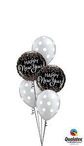 New Year Balloon Bouquet