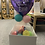 """Thumbnail: Fathers day Sweet Stuffed Balloon - SMALL with 18"""" Foil at Top"""