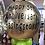 Thumbnail: Personalised ORBZ Balloon with Balloon Collar
