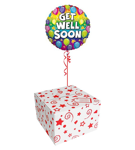 Balloon in a Box (LOCAL DELIVERY)