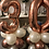 Thumbnail: OPTION 1 - Balloon Stack Package SINGLE DIGIT includes 2 floor clusters of 3