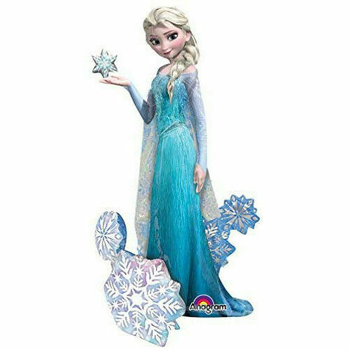 Disney Frozen Elsa Airwalker Balloon - 57''