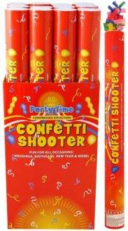 20cm Confetti Shooters