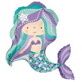 Mermaid Supershape Balloon