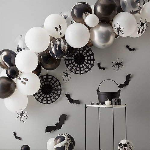 Halloween Balloon Garland DIY Kit
