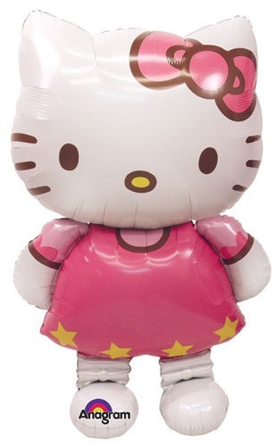 Hello Kitty Airwalker 50″ Balloon