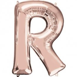 "LETTER R - AIRFILL 16"" LETTERS (SPELL OUT WHAT YOU LIKE)"