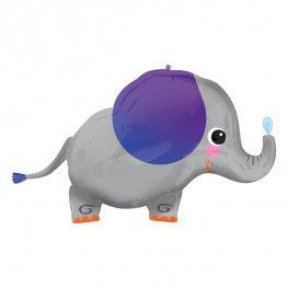 Elephant Supershape Balloon