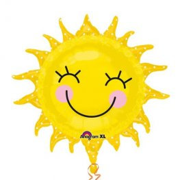 Sunshine Supershape Balloon