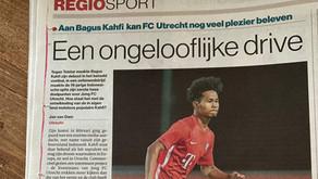 Debut Bagus bersama Utrecht Jadi Sorotan Media Belanda