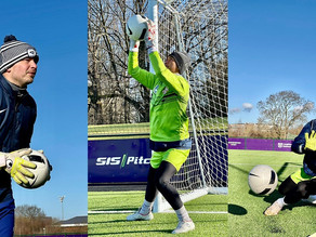 Garuda Select Goalkeepers: Learning Points from the First Match