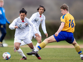 Learn from Mistakes from the Match Against Cheltenham U18