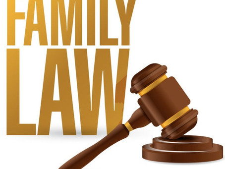 Development Of Family Law And Family Courts In India
