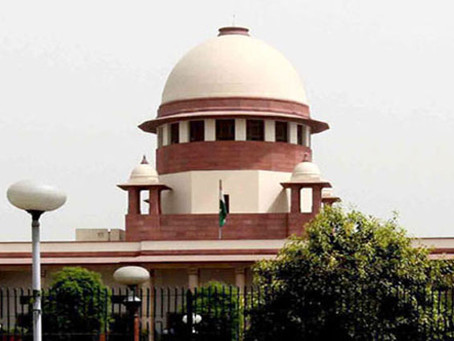 Petition filed in SC challenging provisions of Special Marriage Act on disclosure of details