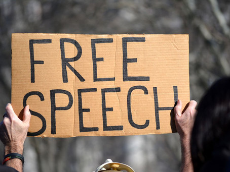 Free Speech: The Bulwark Of a Democratic State