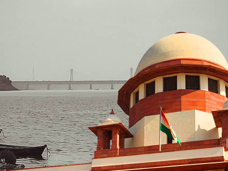 Supreme Court calls for reports on treatment of discharged trade effluent to save the Yamuna