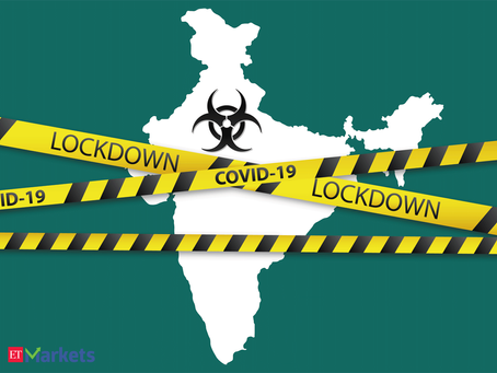 Aftermath of the Covid-19 Outbreak in India