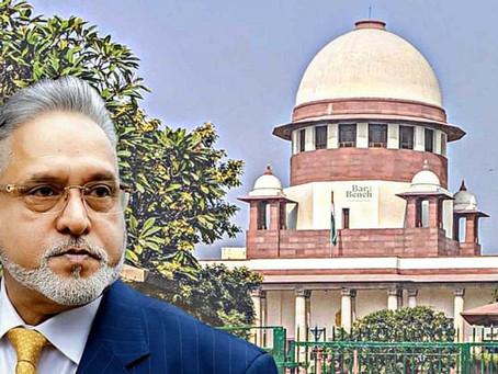 Supreme Court dismisses Review Plea of Fugitive Liquor Baron, Vijay Mallya