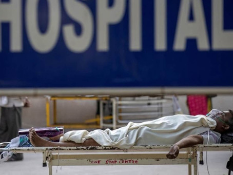 Responsibility Of State To Compensate People Dying Due To Lack Of Oxygen, stated Delhi HC