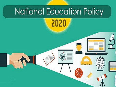 Unhackened New Education Policy 2020