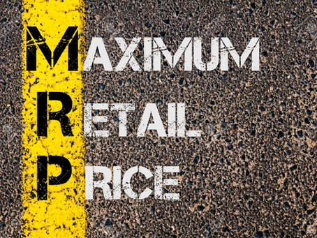 Laws on MRP in India with Special Ref. to Legal Metrology(Packaged Commodities) Amendment Rules 2017