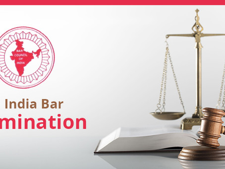 AIBE (XV) 2020 date released by the Bar Council of India, to be held on 8th November