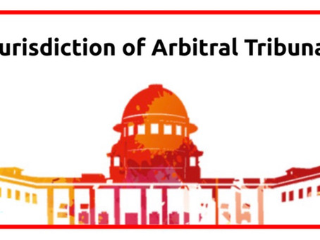 Challenge to the Jurisdiction of an Arbitral Tribunal