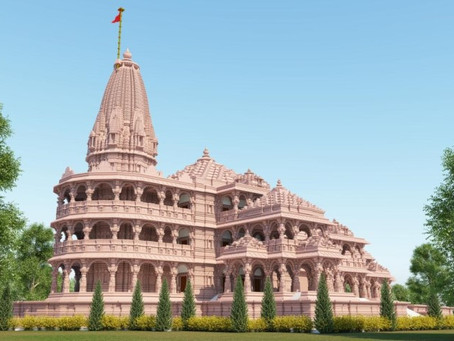 Shri Ram Mandir: an unconquerable idol of Indian Culture