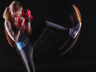 Project - Movement in studio photography