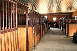 Heated Barn
