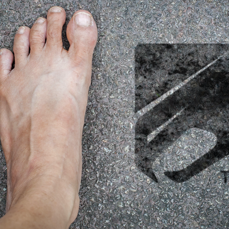 Why to train and live barefoot