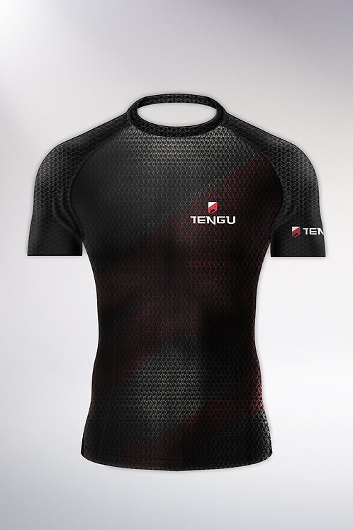 TenguWear Compression Chainmail Short Sleeve