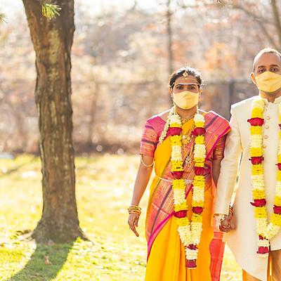 Rakesh & Sindhi's Wedding Ceremony