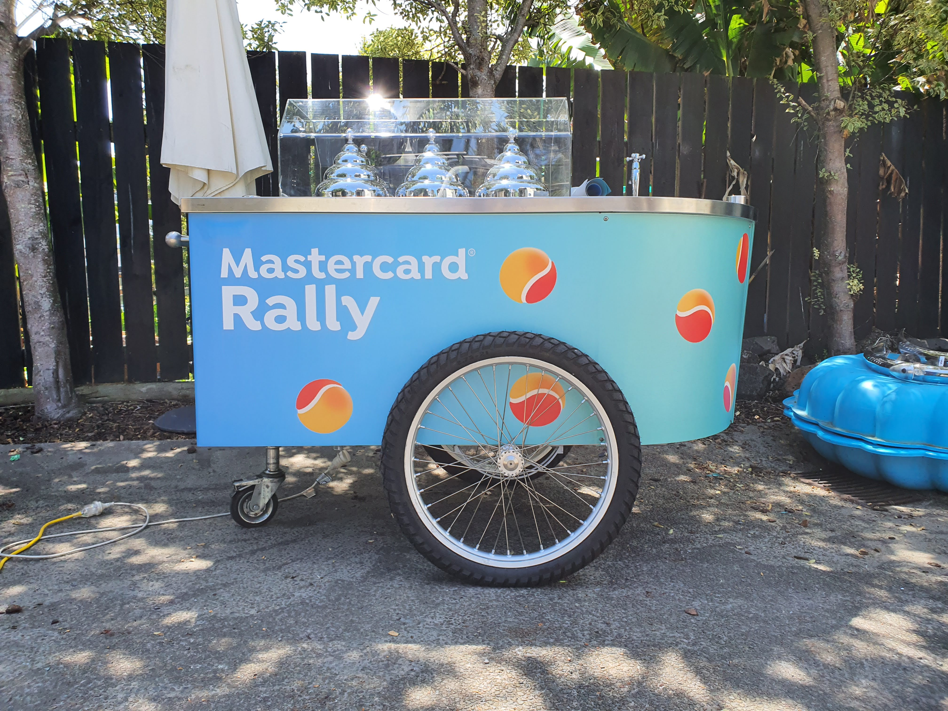 Ice_Cream Cart Wrap