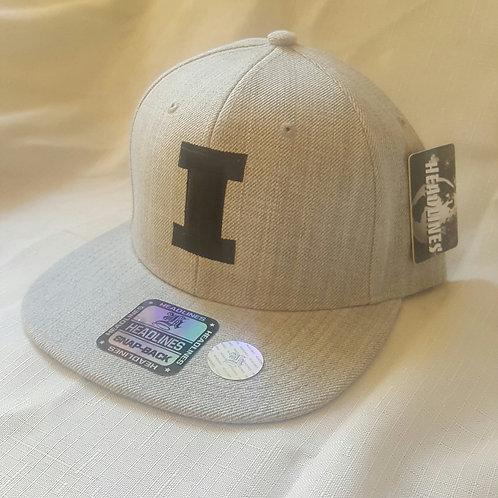 Heather Grey Inglewood Hat